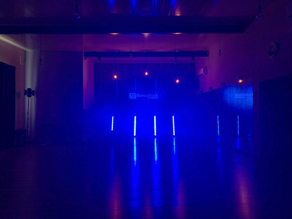 Studio do Nagrań wideo tanecznych